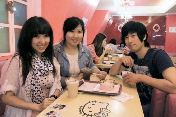 HK & Friends