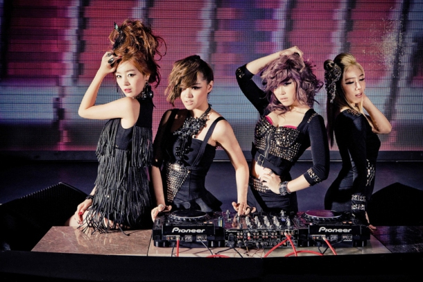 Secret 2011 Comeback