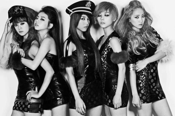 Wonder Girls 2011