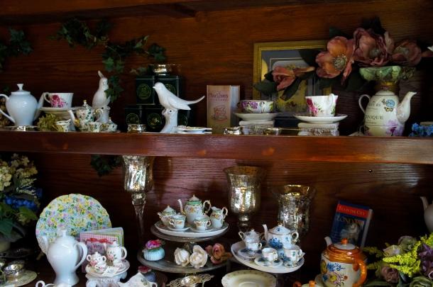Tea Trinkets