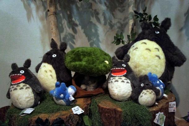 Totoro Family