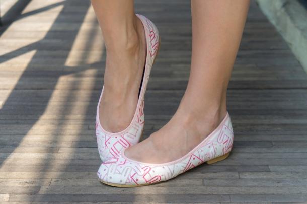 Pink Bunny Flats