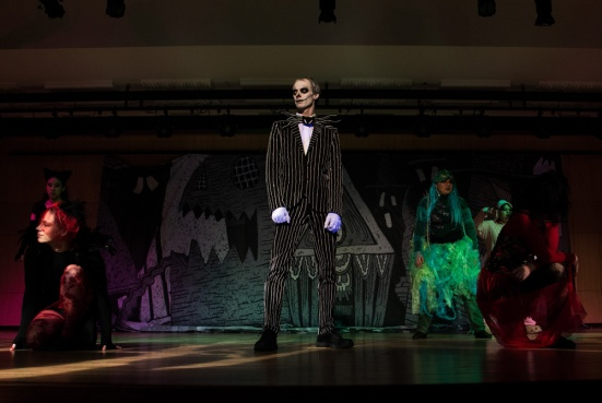 Nightmare Before Christmas the Musical | Seoul Searching