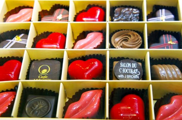 J. Brown Chocolates