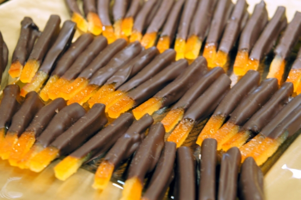 Chocolate Dipped