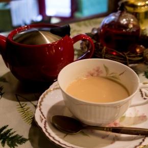 A Nostalgic Tea Time:Trinitea
