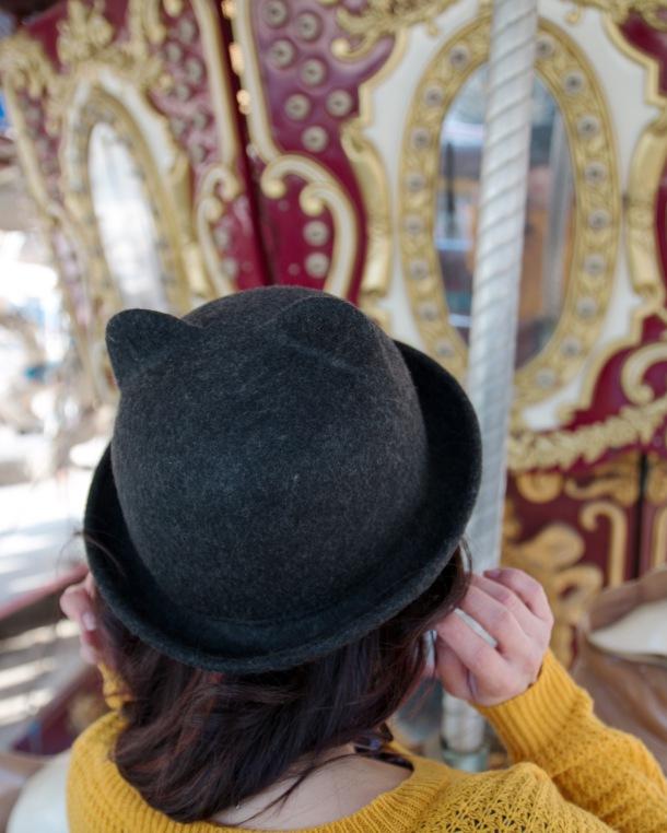 Hat Detail