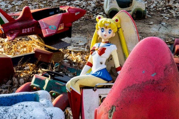 The Land of Forgotten Toys: Yongma Land (용마랜드) | Seoul Searching