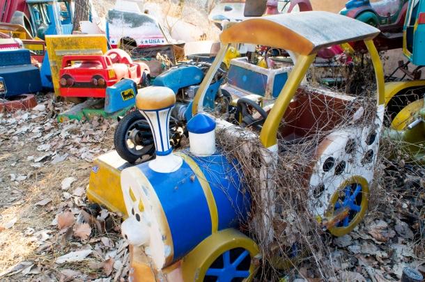 Toy Graveyard