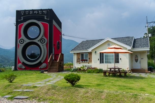 꿈꾸는 사진기 + Family's House