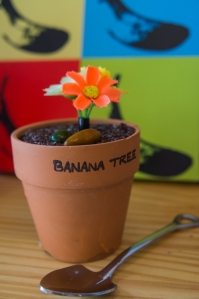 Banana Flower Paap
