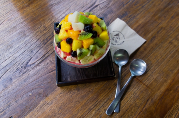 Fruits Ice Flakes