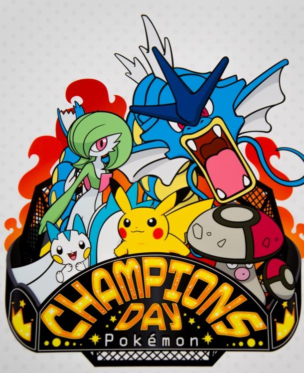 Pokemon Champions Day