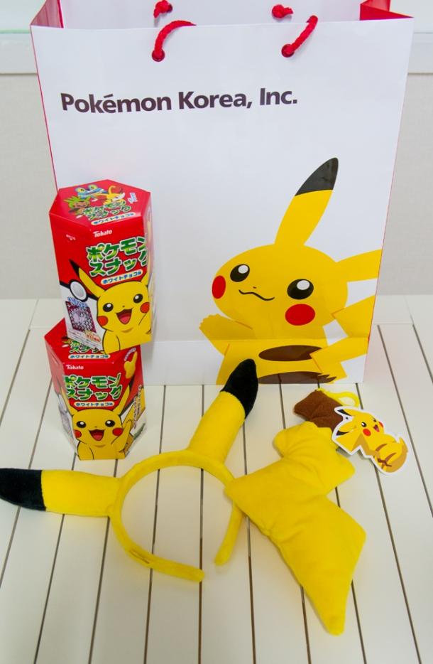 Pikachu Haul