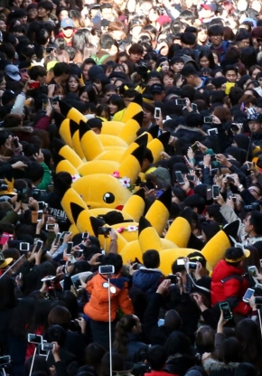 Pokemon Champions Day in Seoul: PikachuChaos