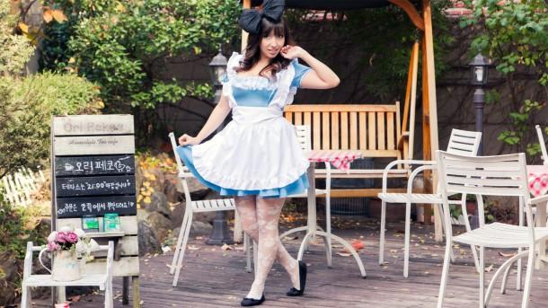 Alice Garden 001