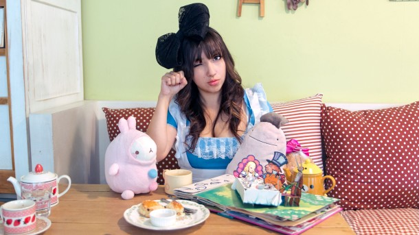 Alice Tea Party 005