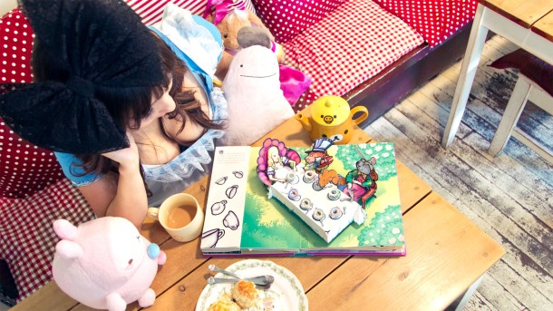 Alice Tea Party 004