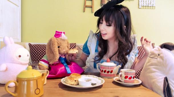 Alice Tea Party 002