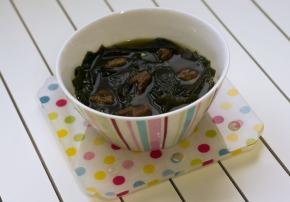 Korean Beef & Seaweed Soup: 소고기 미역국(Recipe)
