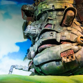Inside Seoul's Ghibli Exhibit