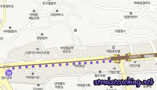 Suji's Map