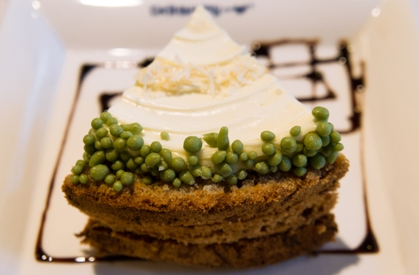 Carrot Cake (top)