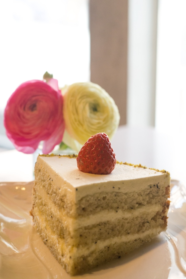 Earl Gray Cake (front)