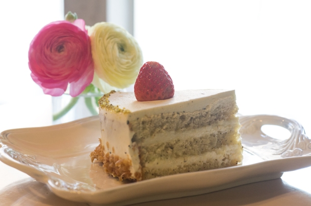 Earl Gray Cake