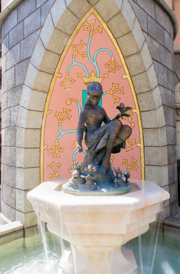 Cinderella's Fountain