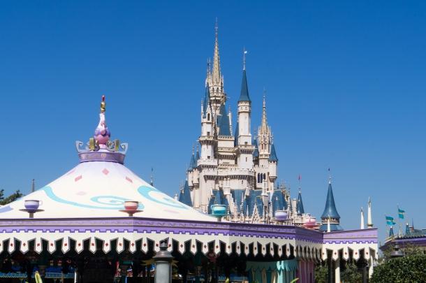 Castle & Carousel