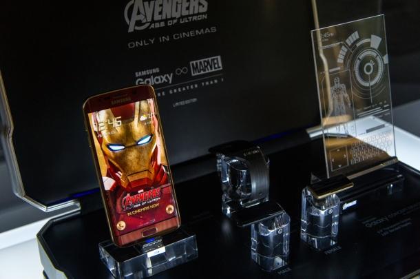 Iron Man Phone