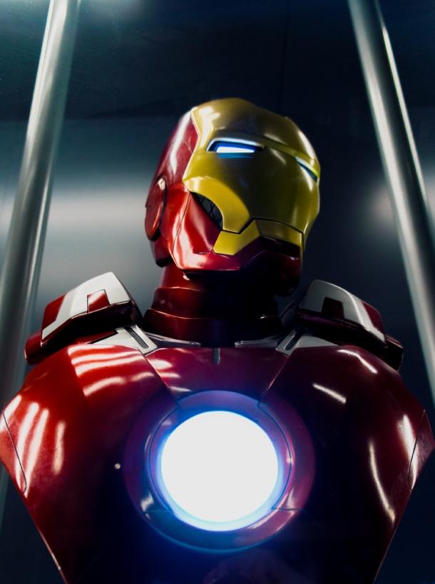 Iron Man Bust
