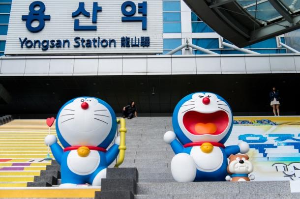 Stairway to Doraemon