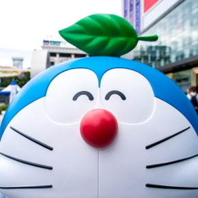 100 Doraemon Secret Gadgets Expo (Seoul)
