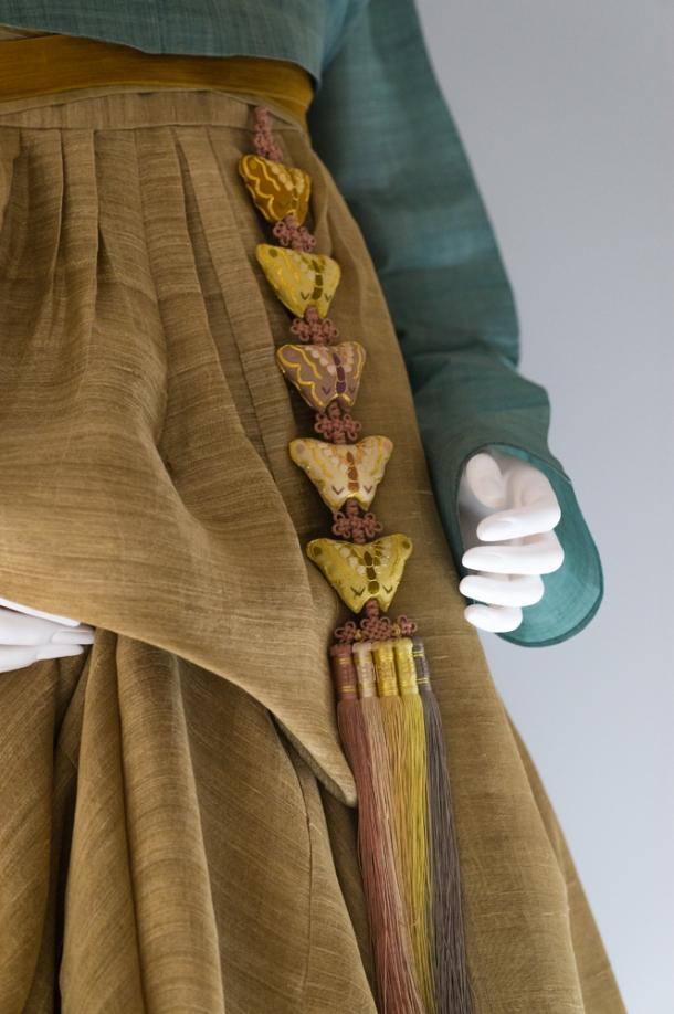 Hanbok Detail