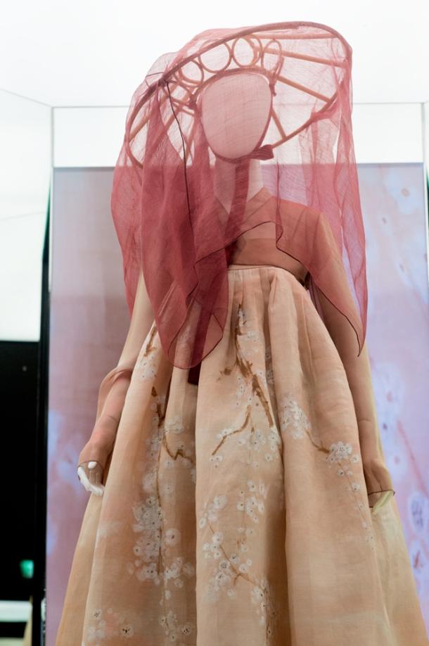 Pink Hanbok