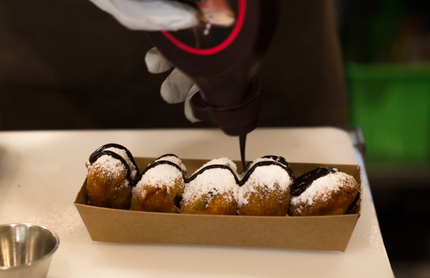 Making Deep-Fried Oreos