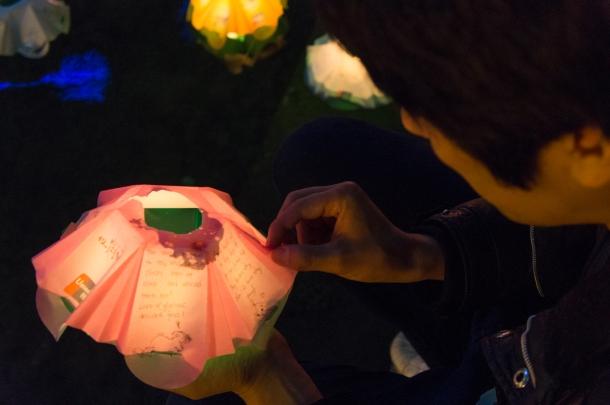 Nursing Our Lantern