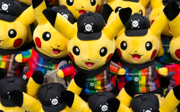 Gym Pikachu