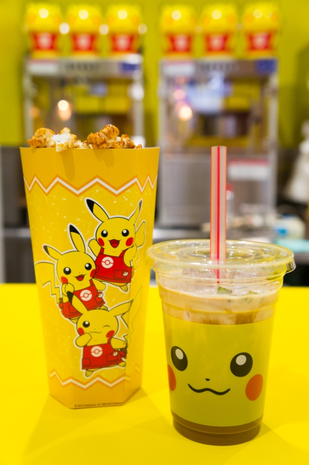 Pikachu Snacks
