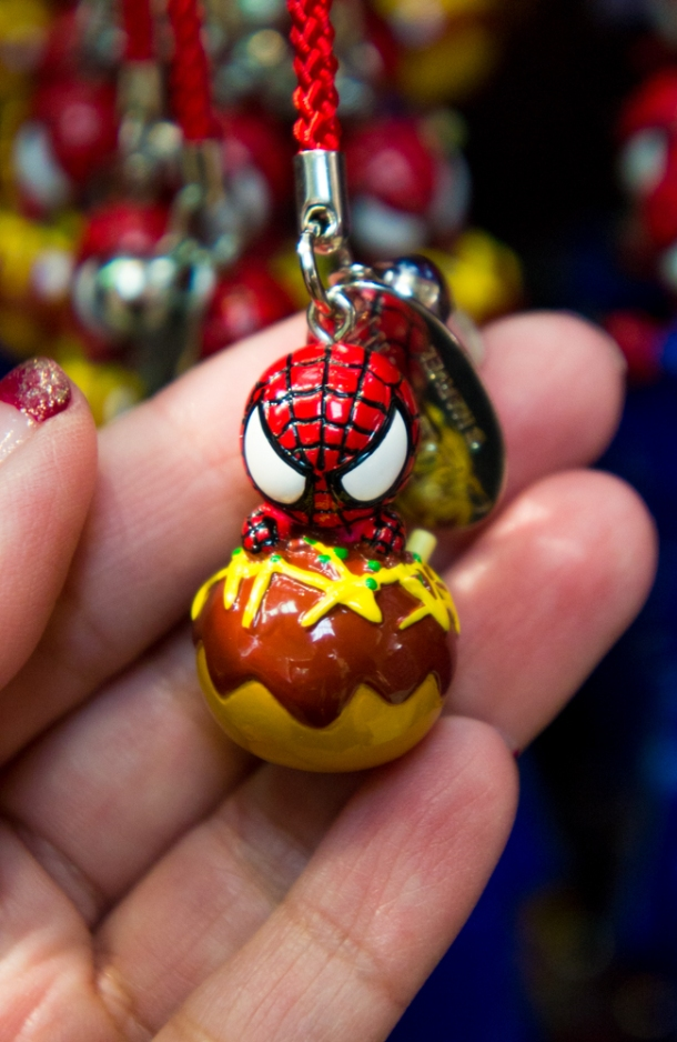 Spiderman <3 Takoyaki