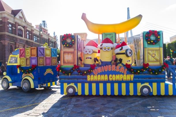 Minions Parade