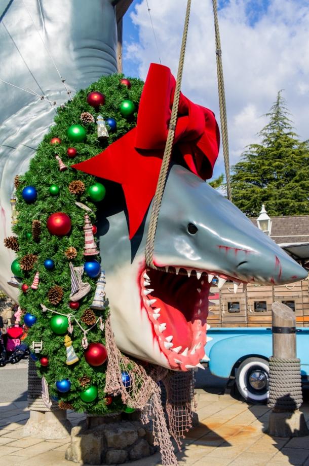 Christmas Jaws