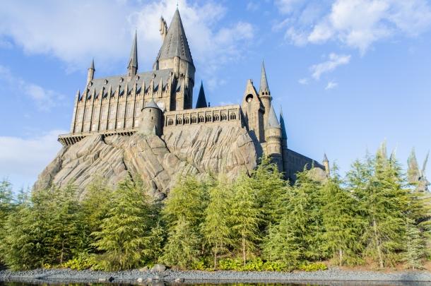 Hogwarts (Day)