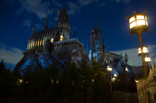 Hogwarts @ Nights