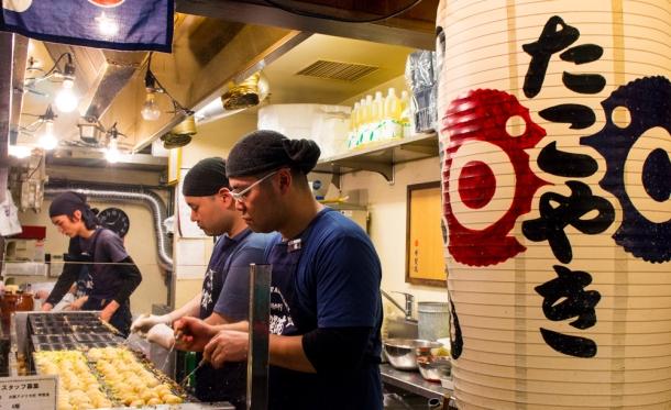 Takoyaki Chefs