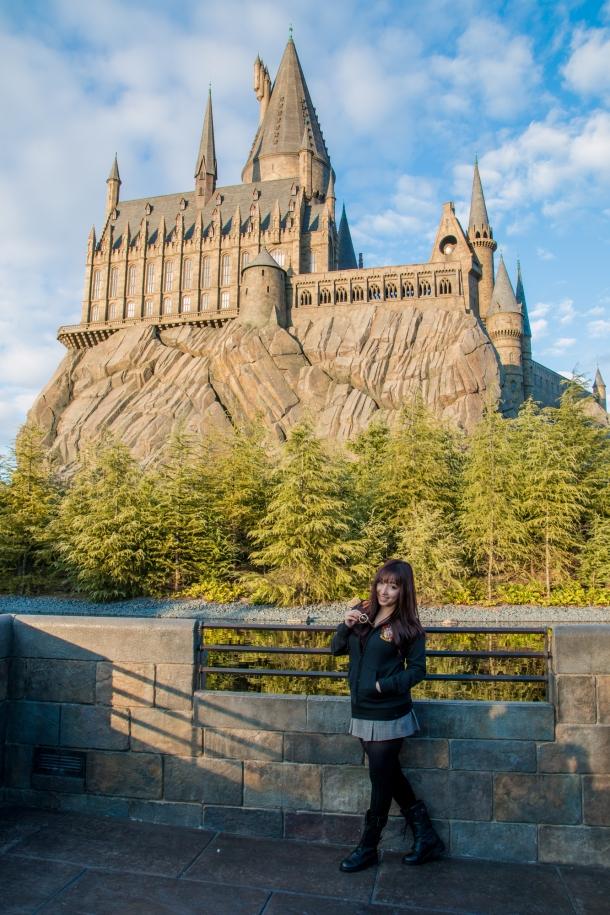 Hogwarts Girl