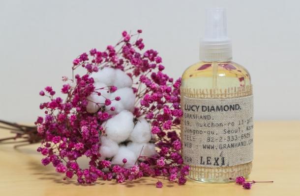 Lucy Diamond Pink