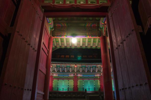 경복궁 (doors)